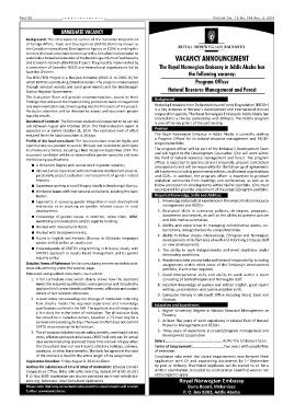 Page 50 - Print Version of Volume 15 - Number 744