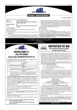 Page 47 - Print Version of Volume 16 - Number 790